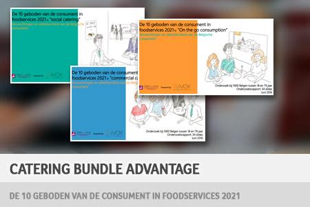 10 geboden van de consument in foodservices 2021 – Bundel