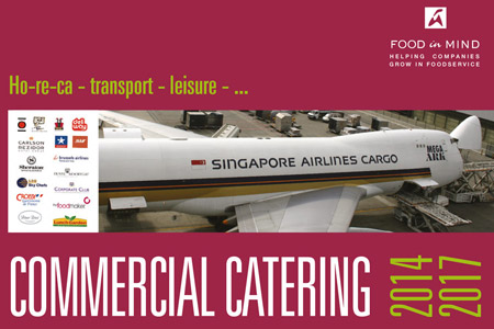 Commercial catering 2014-2017