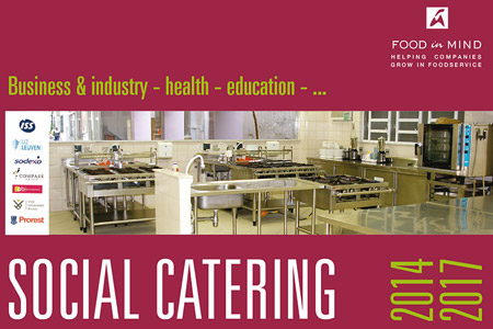 Social catering 2014-2017